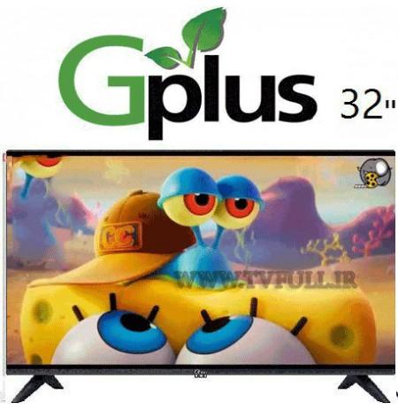 تلویزیون پلاس گلدیران سایز 32 اینچ مدل 2532