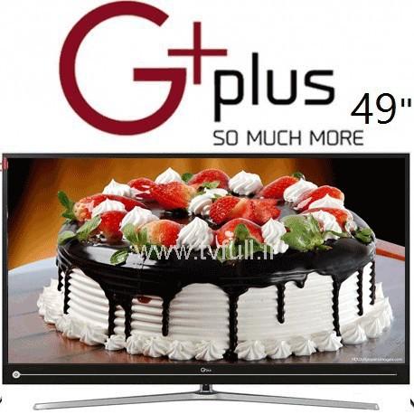 تلویزیون 49 اینچ جی پلاس