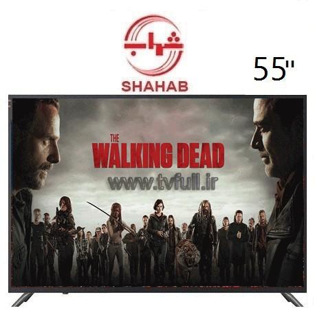 تلویزیون شهاب 55 اینچ مدل SH102U1