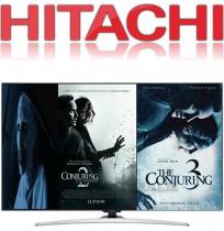 تلویزیون هیتاچی سایز 43 اینچ مدل 15W69