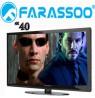 تلویزیون فراسو سایز 40 اینچ مدل 540