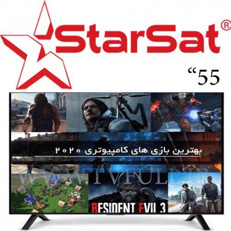 تلویزیون استارست سایز 55 اینچ مدل SL55LED