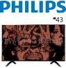 تلویزیون فیلیپس 43 اینچ مدل 43PFT4002