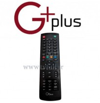 کنترل تلویزیون جی پلاس مدل 412