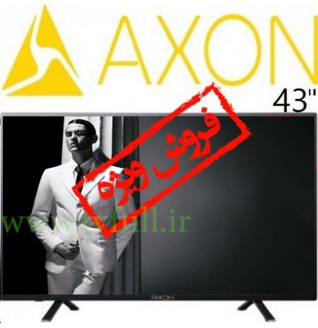 تلویزیون آکسون 43 اینچ هوشمد مدل XT-4390S
