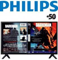 تلویزیون فیلیپس سایز 50 اینچ مدل 50PFT4002