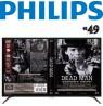 تلویزیون ال ای دی فیلیپس 49 اینچ مدل 7032