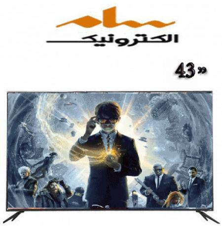 تلویزیون سام الکترونیک سایز 43 اینچ مدل 5100