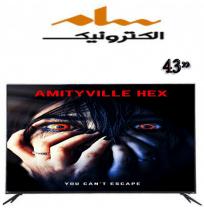 تلویزیون سام الکترونیک مدل 5000 سایز 43 اینچ