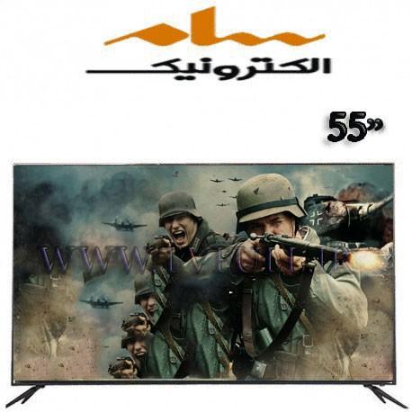تلویزیون سام الکترونیک مدل 6500 سایز 55 اینچ