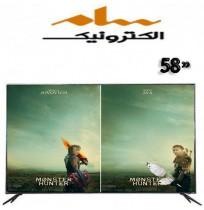تلویزیون سام الکترونیک سایز 58 اینچ مدل 6500