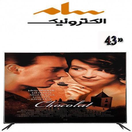 تلویزیون سام الکترونیک 43 اینچ مدل T7000