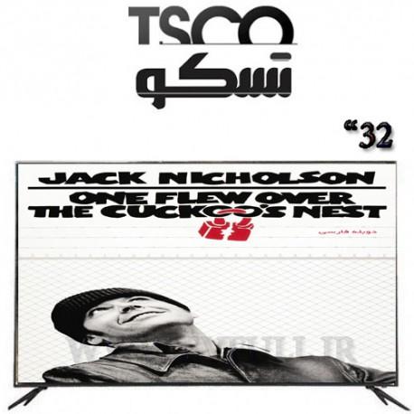 تلویزیون تسکو سایز 32 اینچ مدل 1232
