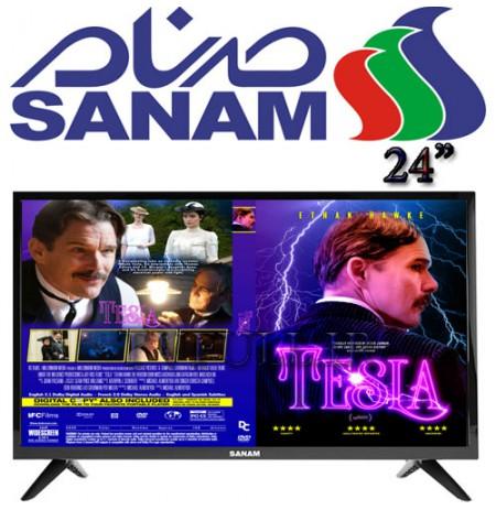 تلویزیون صنام سایز 24 اینچ مدل SLE-24M10