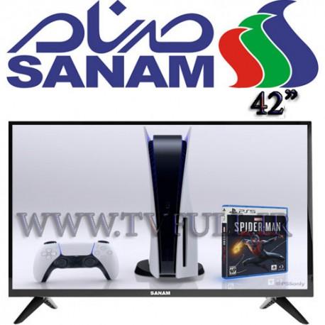 تلویزیون صنام سایز 42 اینچ مدل 42H7
