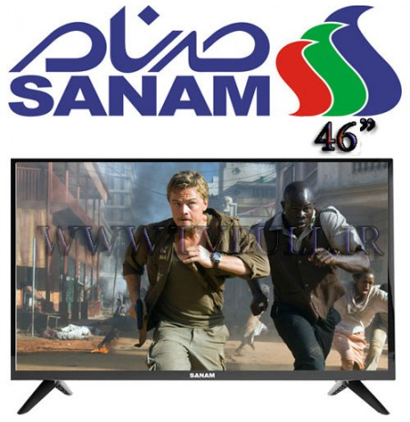 تلویزیون صنام سایز 46 اینچ مدل SLS-46R7
