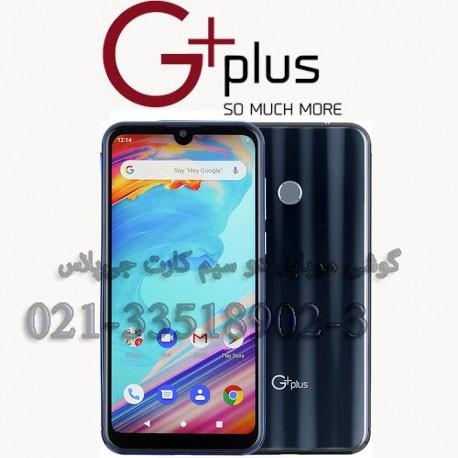 گوشی موبایل دو سیم کارت جیپلاس مدل Q10 32GB