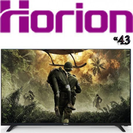 تلویزیون ال ای دی هوریون سایز 43 اینچ مدل4520