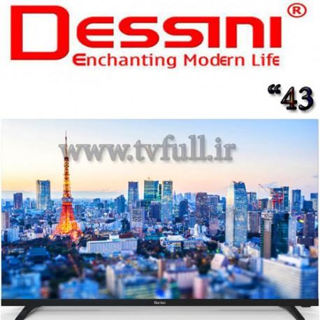 تلویزیون دسینی 43 اینچ مدل 8043
