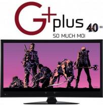 تلویزیون ال سی دی جی پلاس سری 40 اینچ