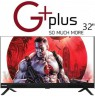 تلویزیون جی پلاس سایز 32 اینچ مدل 32KD612N