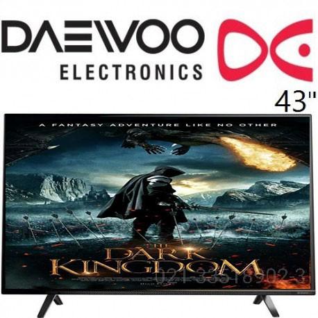 تلویزیون دوو سایز 43 اینچ مدل 4310