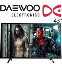تلویزیون ال ای دی دوو سایز 43 اینچ مدل 4300