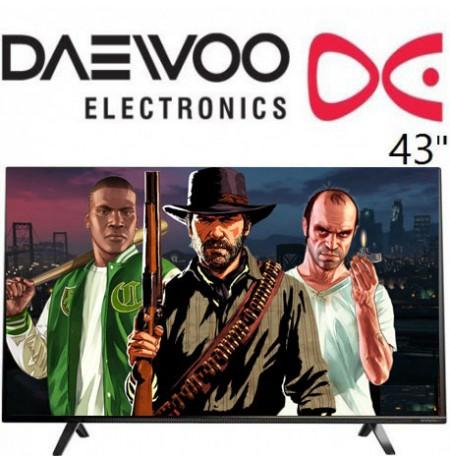 تلویزیون دوو سایز 43 اینچ مدل1811