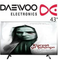 تلویزیون ال ای دی دوو سایز 43 اینچ مدل 1810