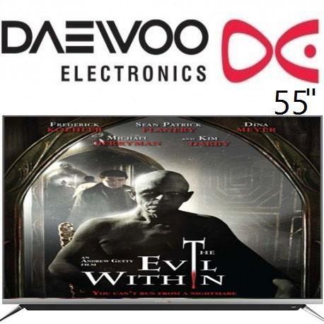 تلویزیون ال ای دی دوو سایز 55 اینچ مدل 1811