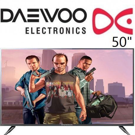 تلویزیون دوو 4k سایز 50 اینچ مدل 4310