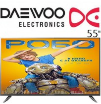 تلویزیون ال ای دی دوو سایز 55 اینچ مدل 4310