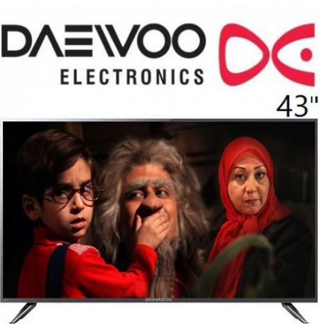تلویزیون دوو سایز 43 اینچ مدل 3310