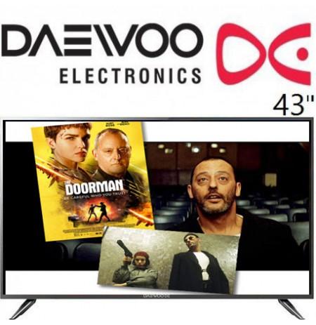 تلویزیون دوو سایز 43 اینچ مدل 5310
