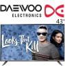 تلویزیون دوو سایز 43 اینچ مدل5311
