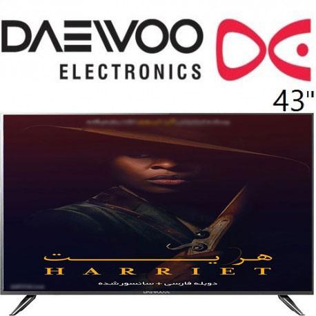 تلویزیون دوو سایز 43 اینچ مدل DSL-43K5700P