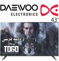 تلویزیون دوو ۴۳ اینچ مدل DSL-43K5900P