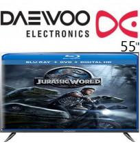 تلویزیون دوو سایز 55 اینچ مدل 5900