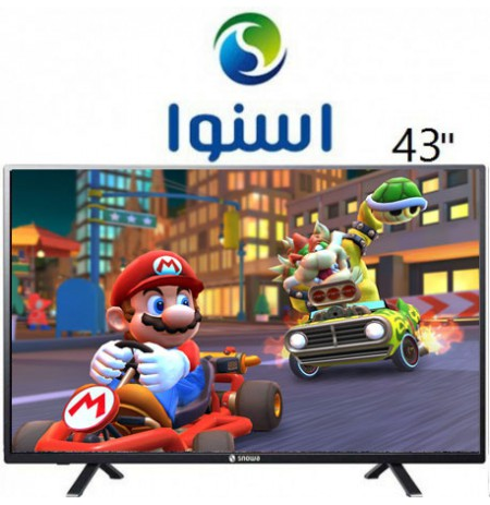 تلویزیون ال ای دی اسنوا سایز 43 اینچ مدل 1120