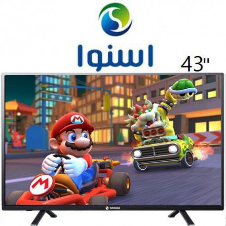 تلویزیون ال ای دی اسنوا ساز 43 اینچ مدل 1120