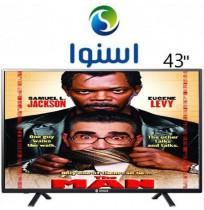 تلویزیون ال ای دی اسنوا سایز 43 اینچ 1260T
