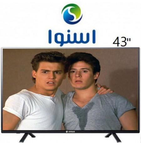 تلویزیون ال ای دی اسنوا سایز 43 اینچ 1560T