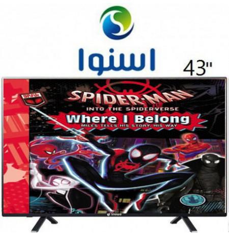 تلویزیون اسمارت 43 اینچ مدل 620P