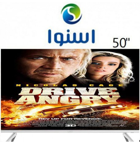 تلویزیون اسمارت اسنوا مدل 1580u سایز 50 اینچ