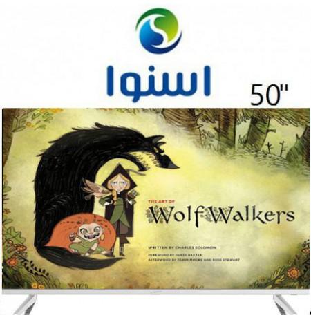 تلویزیون اسنوا هوشمند سایز 50 اینچ مدل 620u