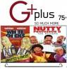 تلویزیون 75 اینچ QLED جیپلاس مدل 75KE921S