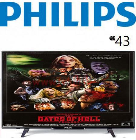 تلویزیون 43 اینچ فیلیپس 43PFT5250