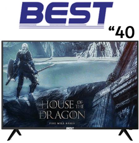 تلویزیون بست سایز 40 اینچ مدل BFN40