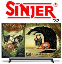 تلویزیون سینجر سایز 32 اینچ مدل SLE32G690