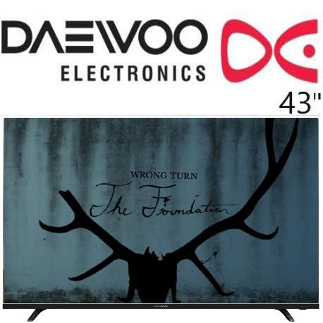 تلویزیون دوو سایز 43 اینچ مدل 5400
